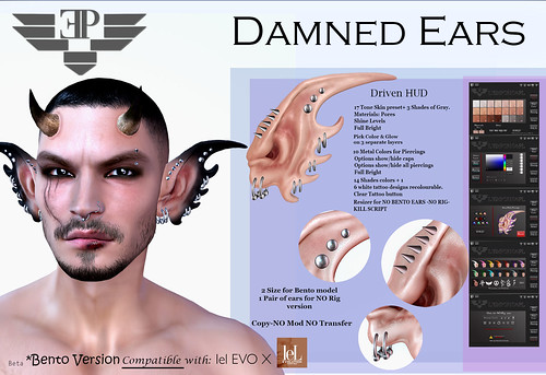 L'Emporio&PL ::*Damned Ears*::