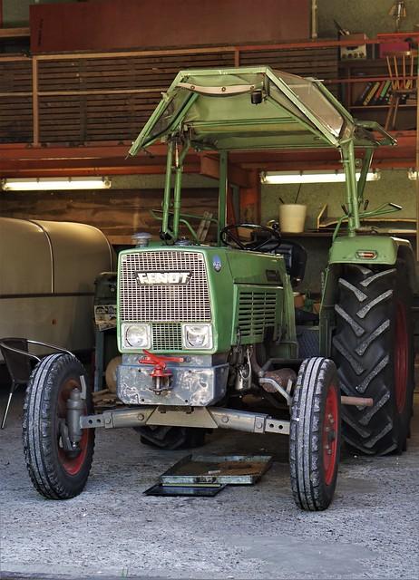 Fendt Farmer 4S