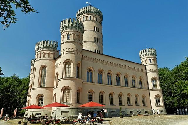 Jagdschloss Granitz, Binz, Insel Rügen