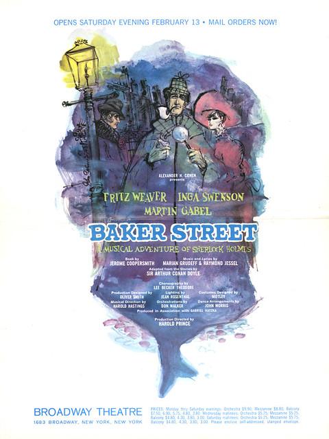 Baker Street, 1965