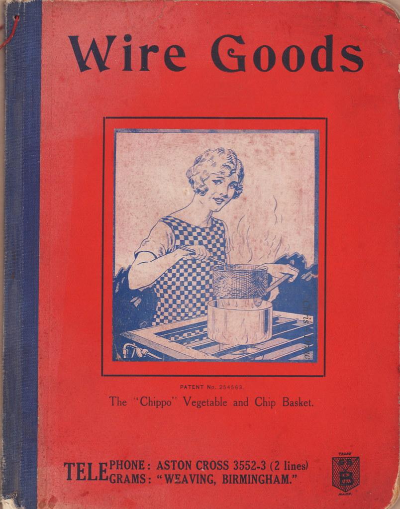 George Baker Ltd., Birmingham. Wire Goods