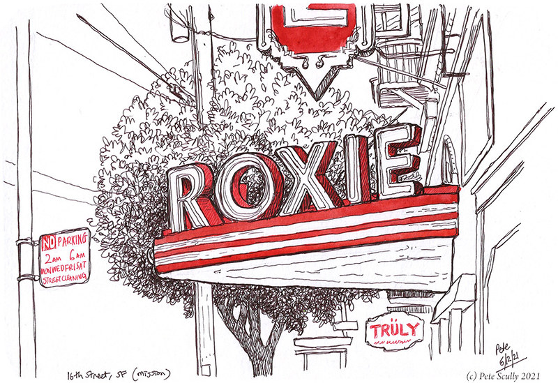 Roxie, mission SF