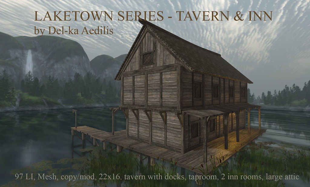 Laketown Series – Tavern & Inn