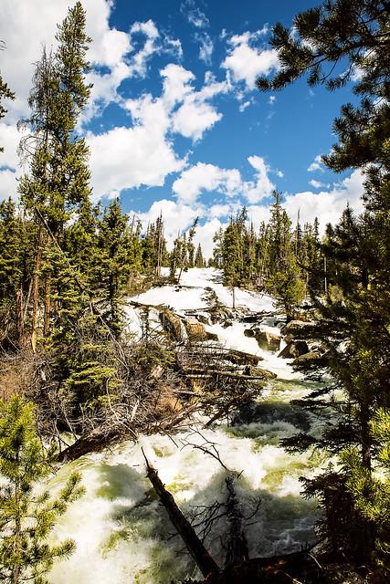 Crazy Creek Falls