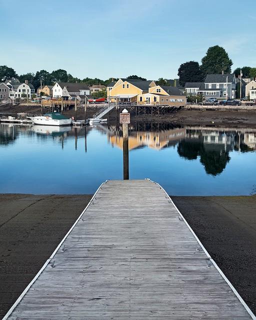 Peirce Island Boat Ramp