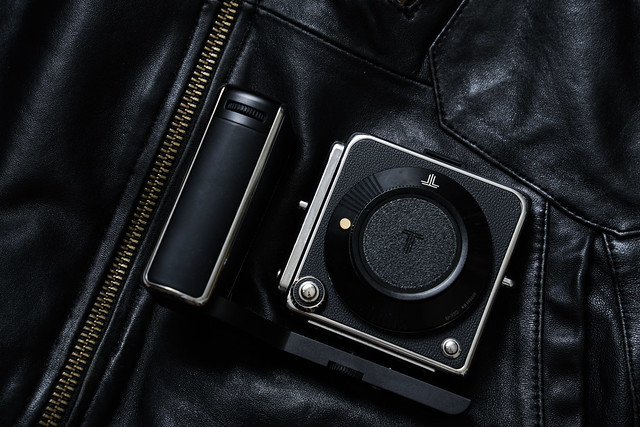 Hasselblad 907x 50C with Control Grip