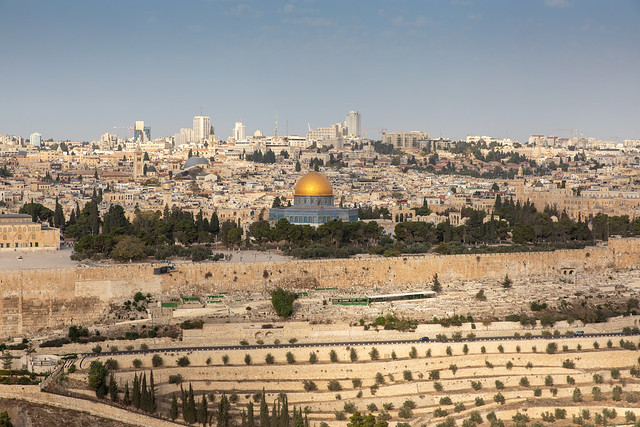 Armchair Traveling - The Dome of the Rock