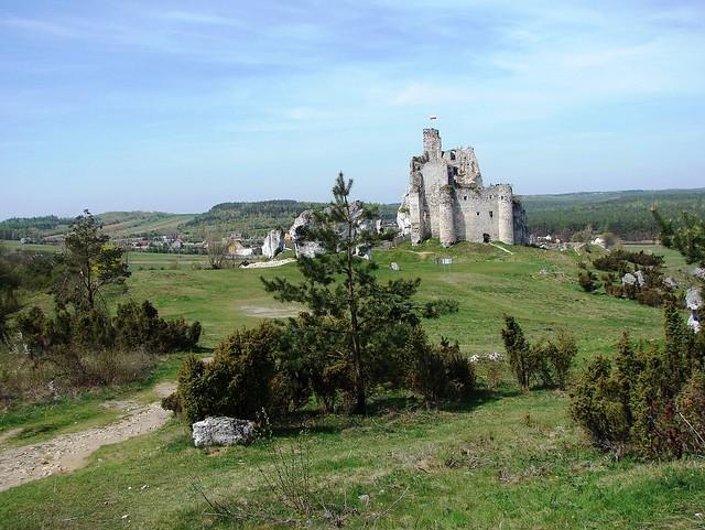 Mirów, castle
