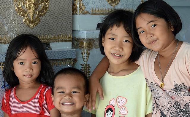 the coffin maker's children