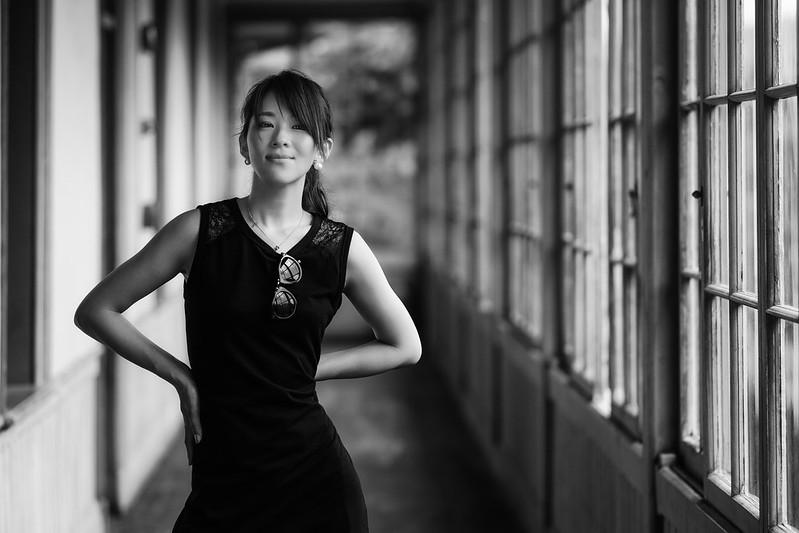 Monochrome Portrait