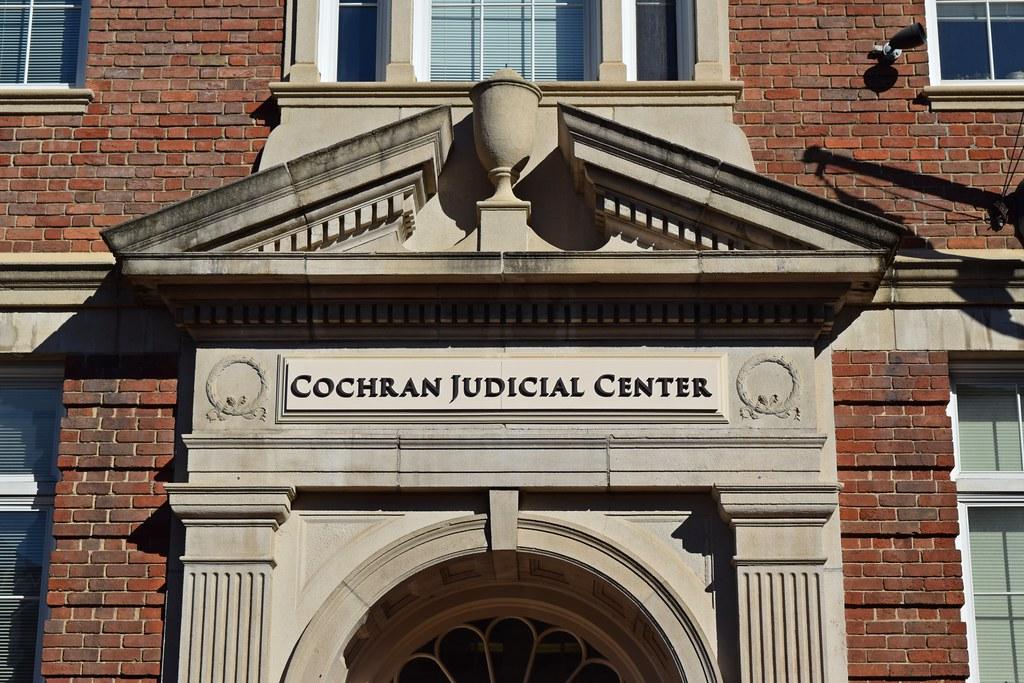 George M. Cochran Judicial Center