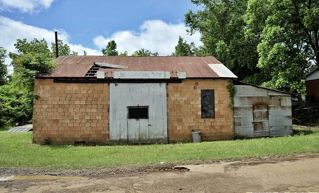 Hall's Machine Shop - Linden, Texas