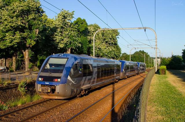 W Auray - Rennes