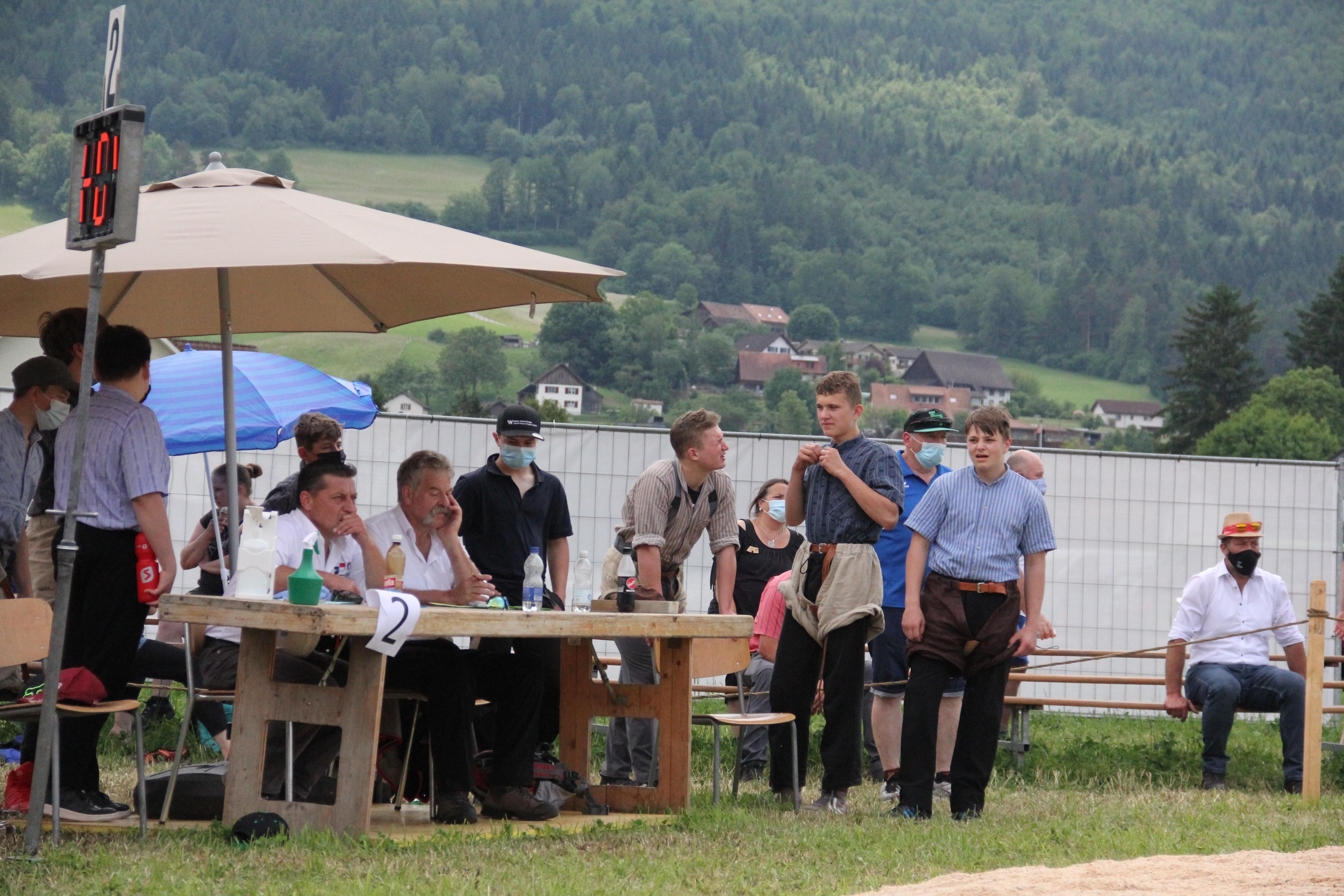 Kantonalschwingfest