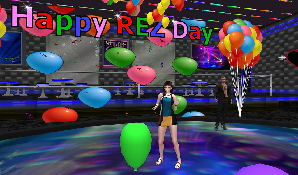 10 Years in Second Life