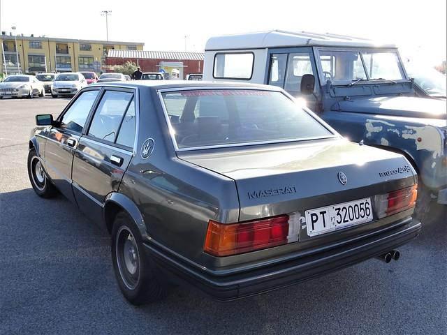 1985 Maserati Biturbo 420 S