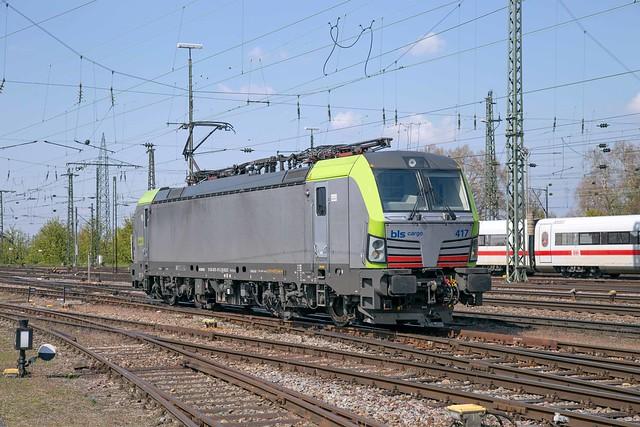 BLS 475 417 Basel Badischer Bahnhof