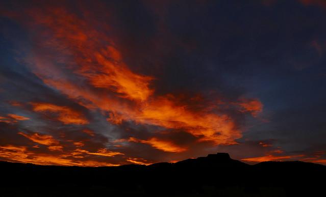 Fisher's Peak, Colorado