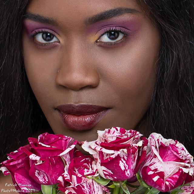 Merushe : flowery portraits - 02