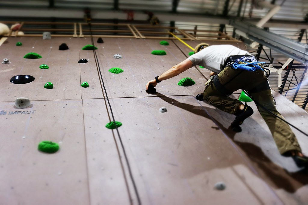 Training Elevated