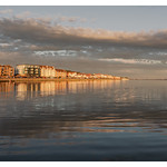14. Juuni 2021 - 13:13 - A stroll around the marine lake at West Kirby last night. A beautiful and calm evening watching the sun go down behind Hilbre Island.