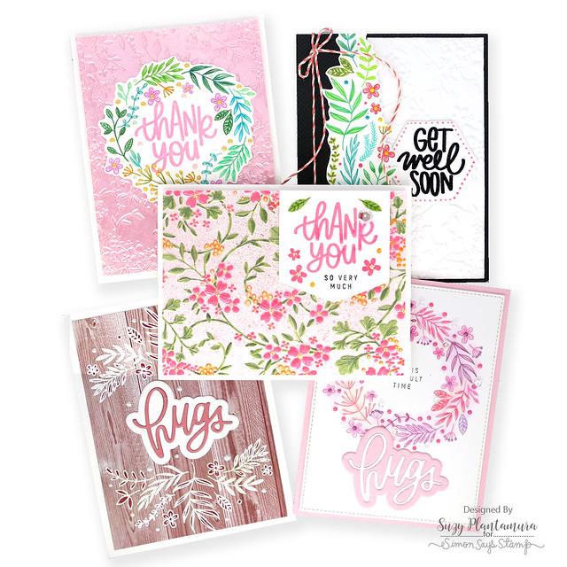 cards together