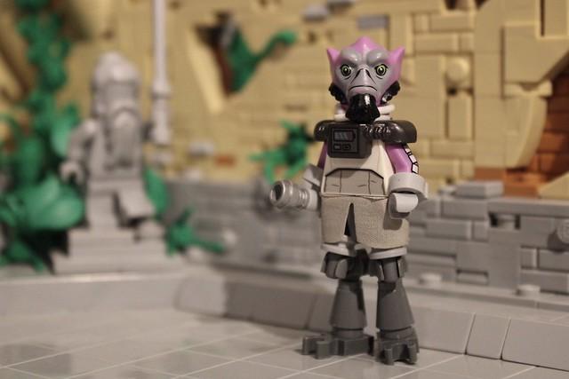 "Jedi General ""Kaolin"" - 253rd General/Adviser"