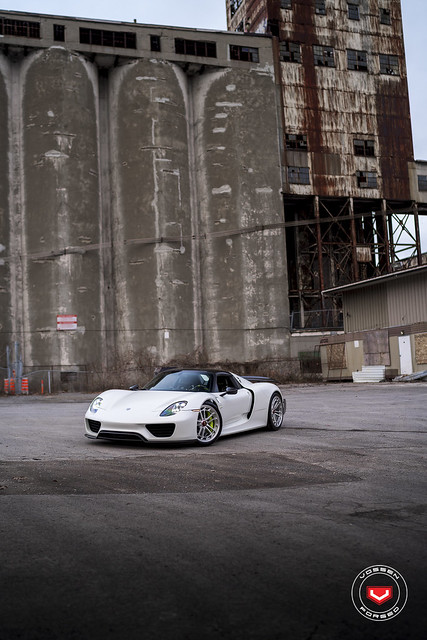 Porsche 918 Spyder - LC2 Series - LC2-C1 - © Vossen Wheels 2021 - 623