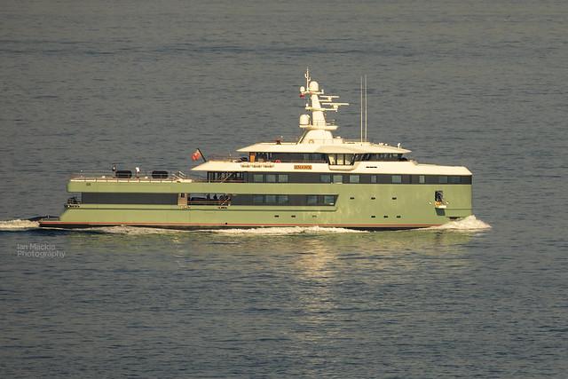 Motor yacht Anawa