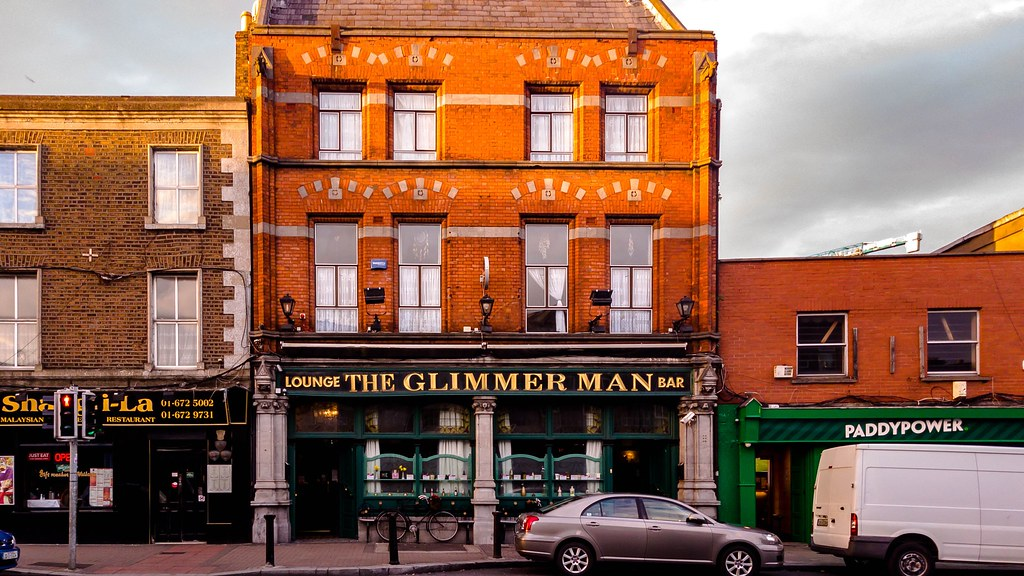 The Glimmer Man: Stoneybatter