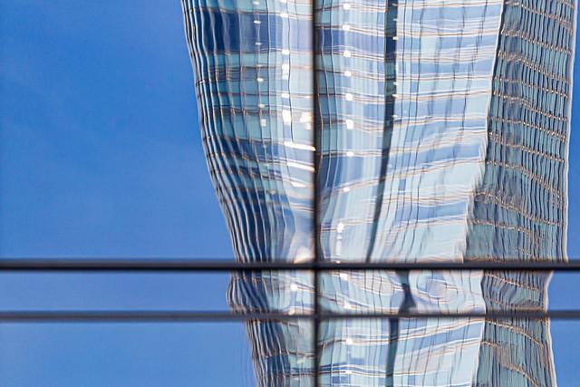 Chicago Riverwalk Reflections Series May 2021 ©Lauri Novak-2