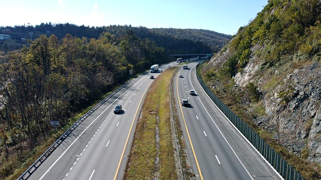 Interstate 64 in Nelson County, Virginia [01]