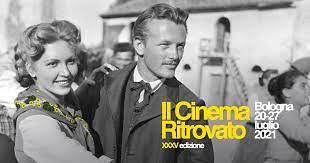Il Cinema Ritrovato 2021