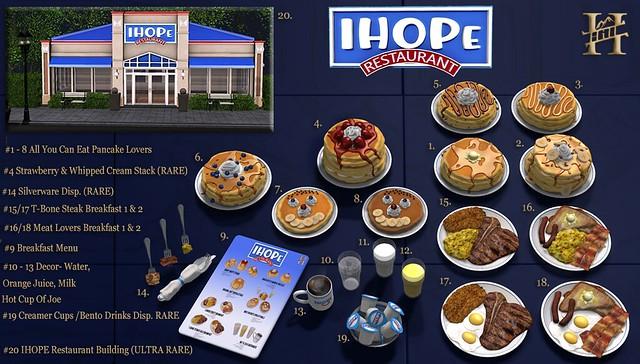 HILL - IHOPe Gacha