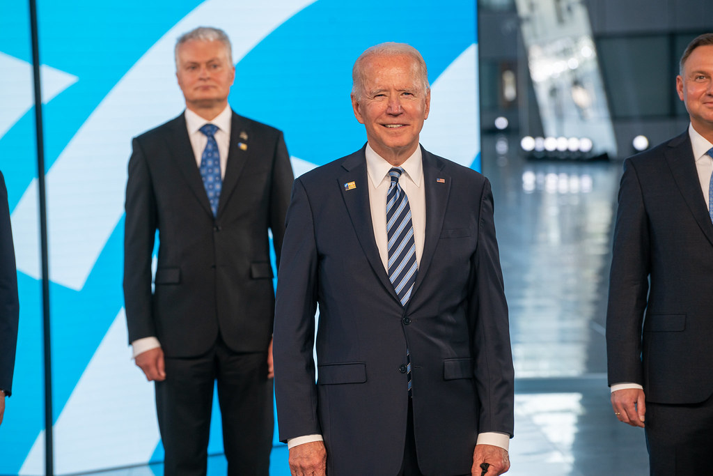 Official Portrait of NATO Allies