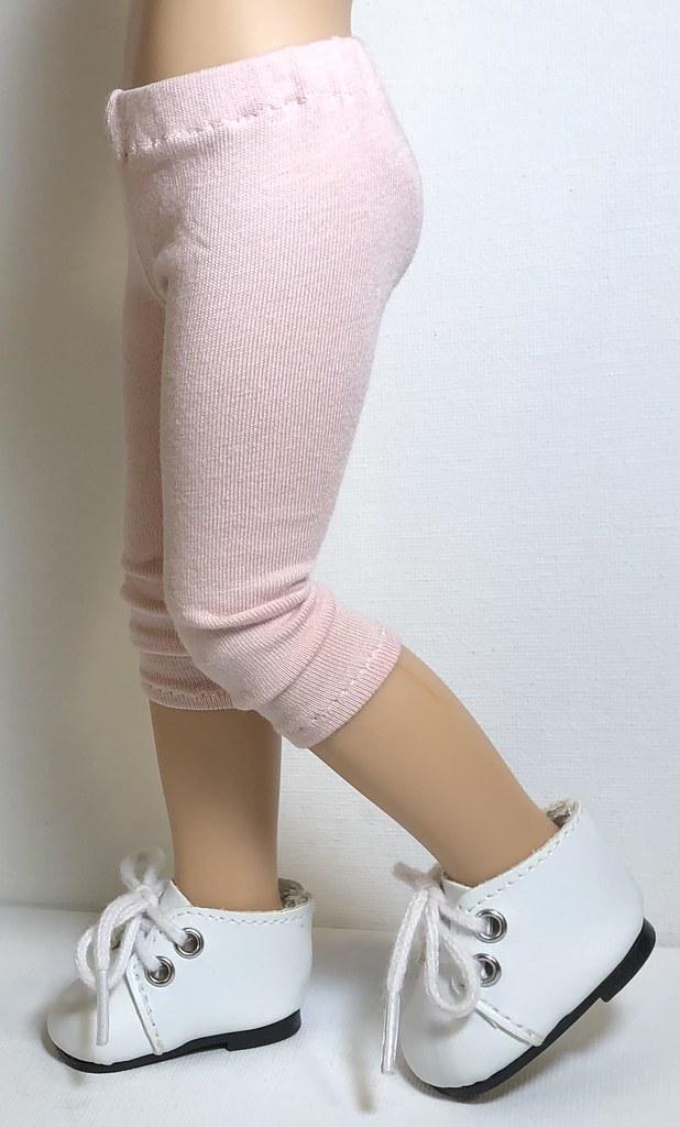 Blush…Leggings For Paola Reina Dolls…