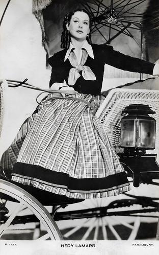 Hedy Lamarr in Copper Ranyon (1950)