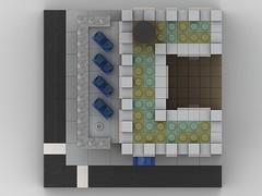 Glass and Masonry Duo (plan)