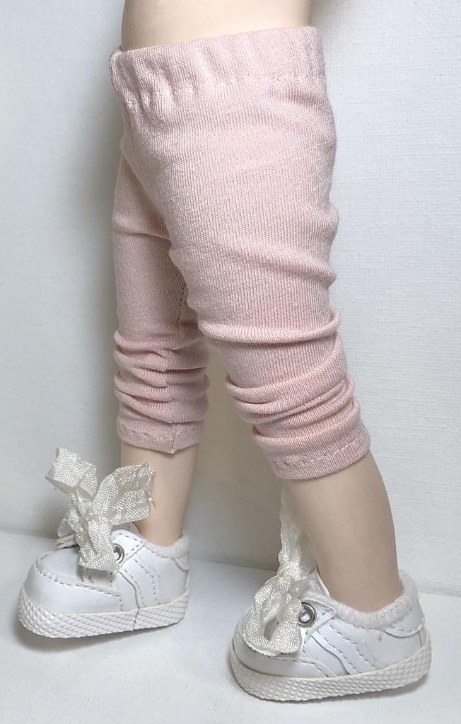 Blush…Leggings For Gorjuss…
