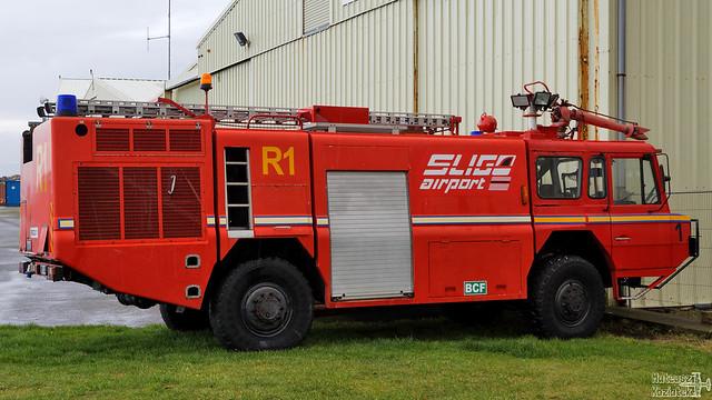 Airport Fire Brigade - Sligo Airport