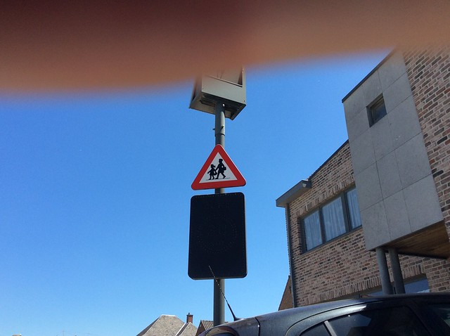 2de leerjaar - Veilig oversteken en de verkeersborden in de buurt