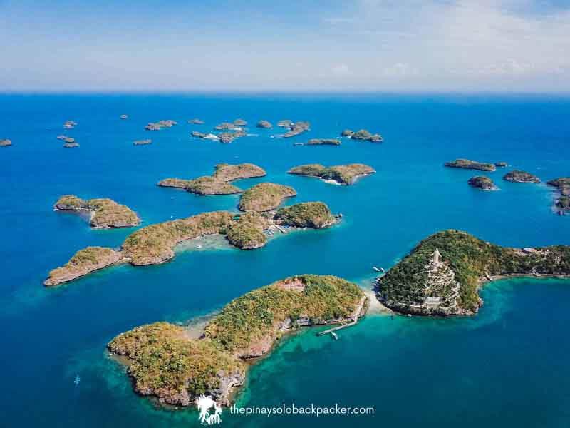 HUNDRED ISLANDS NATIONL PARK