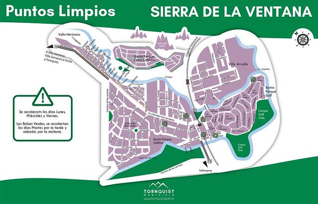 Puntos limpios Sierra