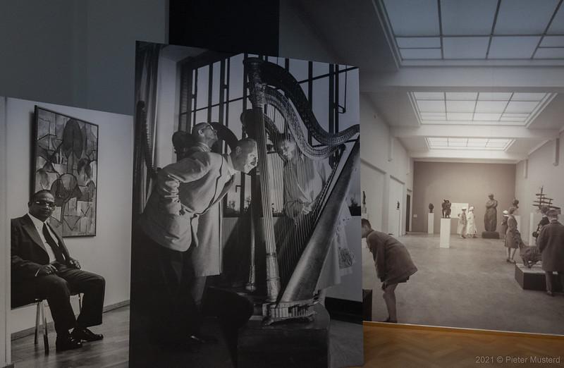 Expo geschiedenis van het Kunstmuseum