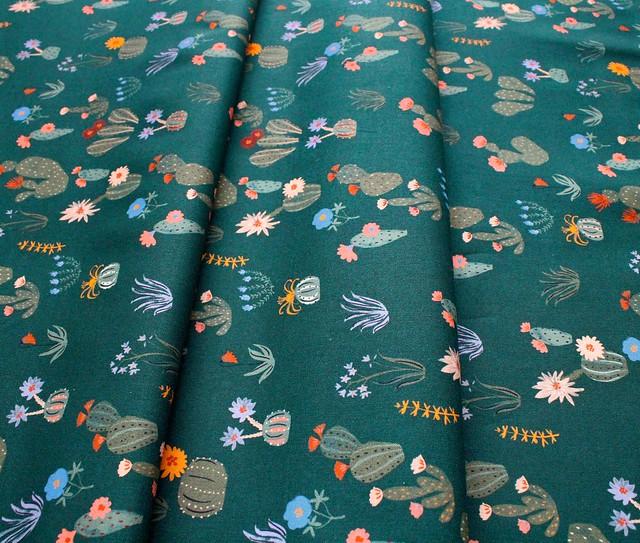 Cloud9 Fabrics Arid Wilderness 227051 Prickly Florals