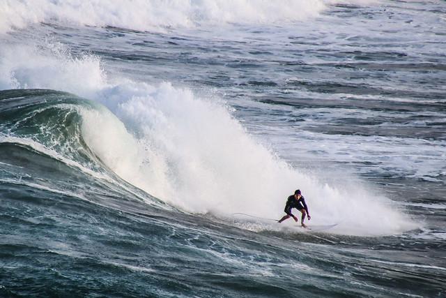 Surfer at Curl Curl
