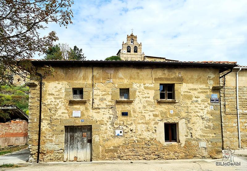 Escuela Benaiges en Bañuelos de Bureba (1)