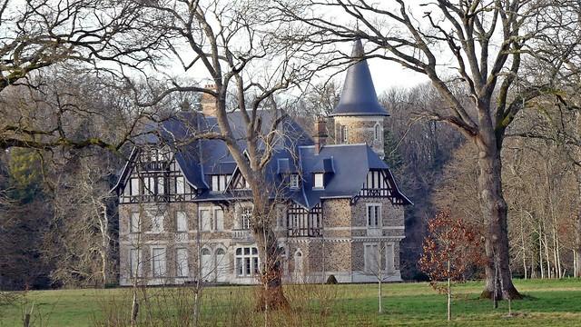 Château de Villeneuve...Pleucadeuc