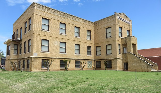 Old Patterson Hospital (Duncan, Oklahoma)