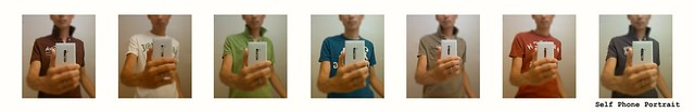 Self-phone Portraits